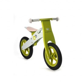 Bicicleta din lemn fara pedale Runner Deluxe