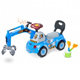Macara ride-on si antepremergator LIFT Toyz by Caretero