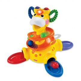 Centru joaca Fisher Price Go Baby Go! Sit-to-Stand Giraffe