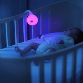 Lampa de veghe Firefly Blue Badabulle B015001