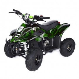 Mini ATV electric Skutt M3600 36V 600W Military Green