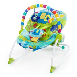 Balansoar 2 In 1 Merry Sunshine Rocker Bright Starts 10316