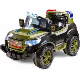 Masina electrica cu telecomanda Toyz PATROL 2x6V