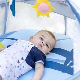 Babymoov - A035207 - Cort Anti-Uv Little Babyni 2 in 1 Tropical