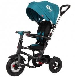 Tricicleta pliabila cu roti gonflabile Qplay Rito - Sun Baby