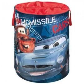 Cos pentru depozitat jucarii Cars - Disney