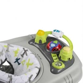 BabyGo - Premergator multifunctional 3 in 1 Light Green