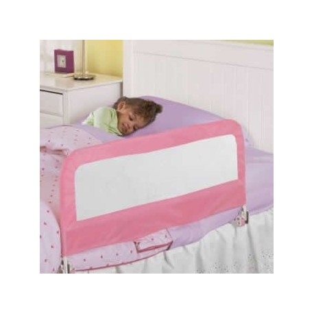 Protectie pliabila pentru pat Summer Infant 12201 Pink
