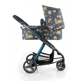 Carucior 3 in 1 Cosatto Giggle HYGGEE HOUSES Limited EDT