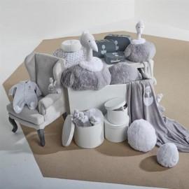 Quax - Set de 3 cutii pentru depozitare obiecte 20 - 25 - 30 cm
