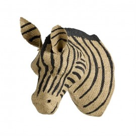 Quax - Decoratiune perete Trofeu Zebra