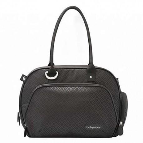 Geanta scutece Trendy Black Babymoov - A043576