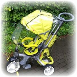 Husa de ploaie pentru triciclete - Sun Baby