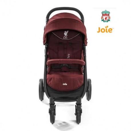 Joie - Carucior Multifunctional Litetrax 4 Flex Liverpool Red