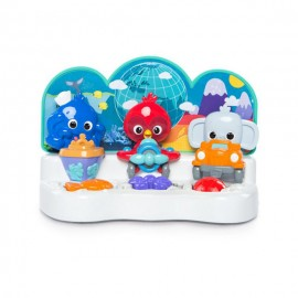 Baby Einstein - 11084 - Jucarie stimulativa Move and Discover Pals