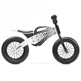 Bicicleta de lemn fara pedale ENDURO Toyz by Caretero