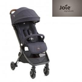 Joie - Carucior ultracompact Pact Flex 0 luni Granit Bleu