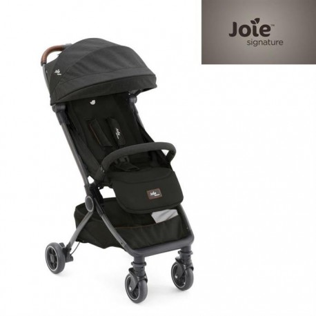 Joie - Carucior ultracompact Pact Flex 0 luni Noir