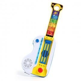 Baby Einstein - 10336 Jucarie muzicala 2 in 1 Flip&Riff Keytar
