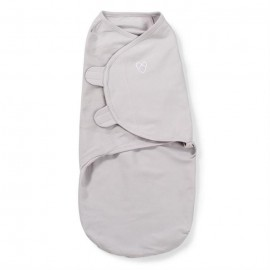 Summer Infant - 55836 Sistem de infasare 0-3 luni Swaddle Me Grey