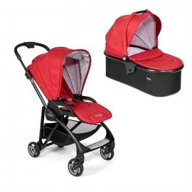 Tutti Bambini - 411215 Carucior multifunctional 2 in 1 Koji Black