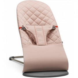 BabyBjorn - Balansoar Bliss Old Rose Bumbac