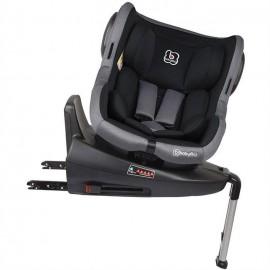 Scaun auto BabyGo ISO Rotativ 360 cu Isofix