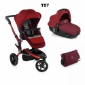 Carucior 3 in 1 Jane Trider Reverse Matrix Light