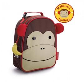 Gentuta pentru pranz Skip Hop Zoo Maimuta
