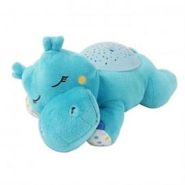 Lampa cu sunete si proiectii Hippo Summer Infant 06776