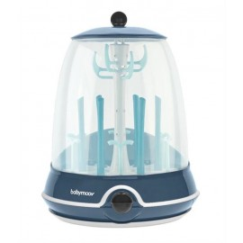 Babymoov - Sterilizator electric si uscator de biberoane 2 in 1 Turbo