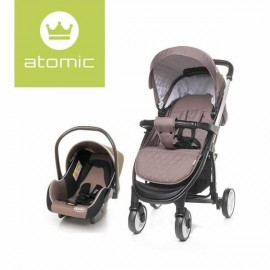 Carucior 2 in 1 4Baby ATOMIC Travel System