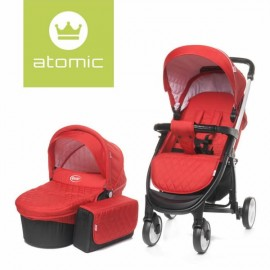 Carucior 2 in 1 4Baby ATOMIC