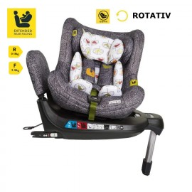 Scaun auto isofix 0-18 kg Cosatto Come and Go Dawn Chorus