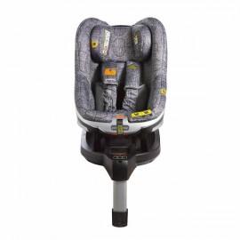 Scaun auto Isofix i-Size 0-18 kg Cosatto DEN Dawn Chorus