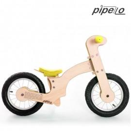 Bicicleta din lemn fara pedale Pipello Bikes LILY