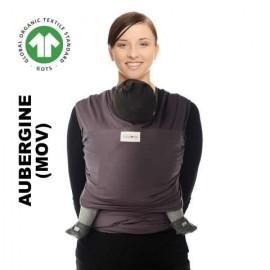 Sistem de purtare wrap elastic Babylonia Tricot Slen Organic