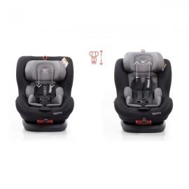 Scaun auto BABYAUTO BIRO Fix Isofix rotativ 360 0-25 kg