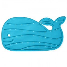 Covoras de baie antiderapant Skip Hop Moby Albastru