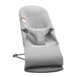 Balansoar BabyBjorn Bliss Light Grey 3D Jersey