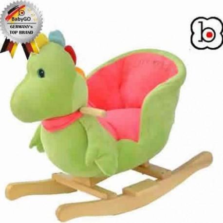 BabyGo – Balansoar cu sunete Dino