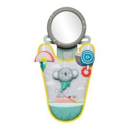 Jucarie auto cu oglinda retrovizoare Koala Taf Toys