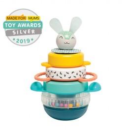 Jucarie multifunctionala Hunny Bunny Taf Toys