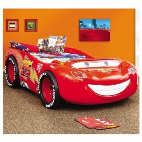 Pat masina copii McQueen Plastiko