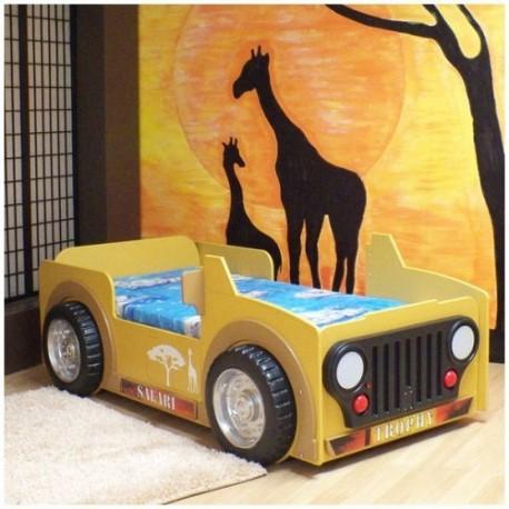 Patut in forma de masina Safari Plastiko
