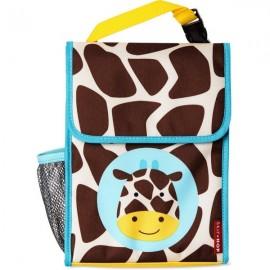 Saculet pentru pranz Skip Hop Zoo Girafa