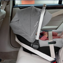 Pachet Scoica auto i-Size Nuna Pipa Next si baza Nuna Next isofix i-Size