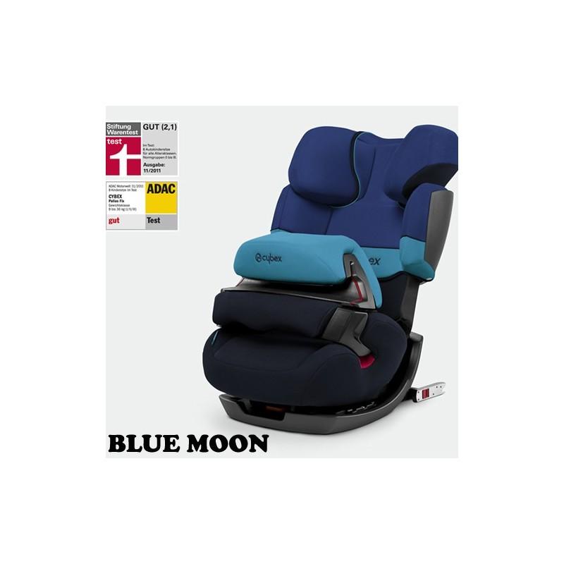 scaun auto cybex pallas fix silver isofix 9 36 kg. Black Bedroom Furniture Sets. Home Design Ideas
