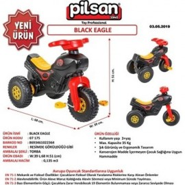 Tricicleta Pilsan BLACK EAGLE