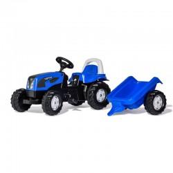 Tractor cu pedale si...